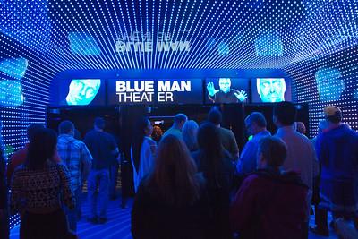 LAS VEGAS Blue Man Show