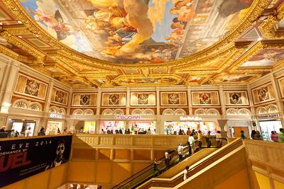 LAS VEGAS Venetian Hotel shops