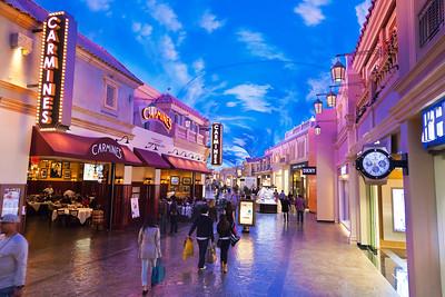 LAS VEGAS Caesars Palace Forum Shops (4)