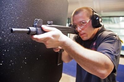 LAS VEGAS Guns and Ammo Garage