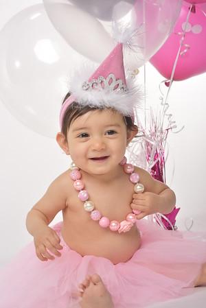 Viviana Sagrero 1 Year