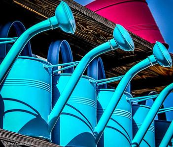 Aqua Watering Cans