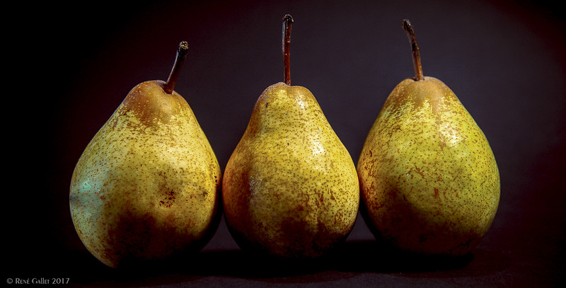 Pears Three