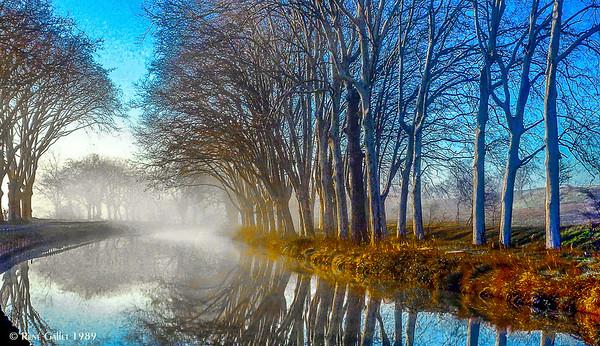 Canal near Brugge