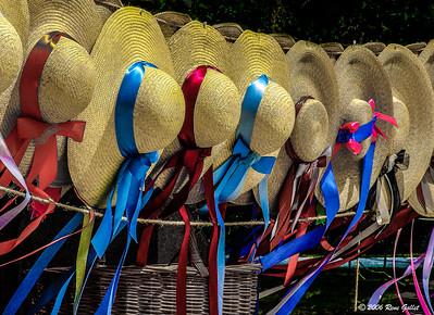 Summer Bonnets