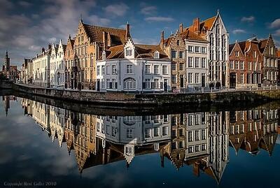 Brugge  at Dawn