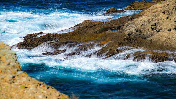 Monterey Bay Colors