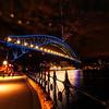 The Bridge is Blue