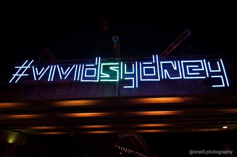 #VividSydney