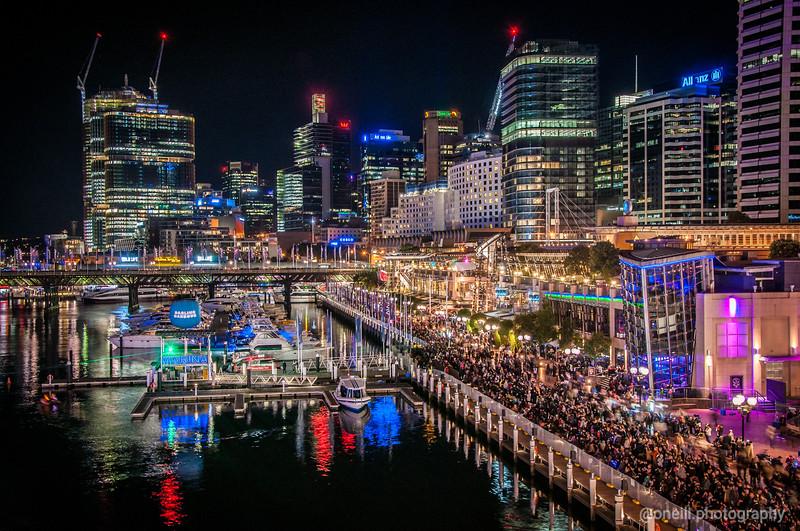 Vivid Darling Harbour