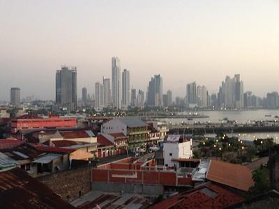 Panama and Cuba