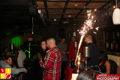 Vivo Lounge Latin Thursdays 1-14-16