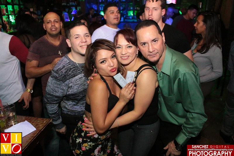 Vivo Lounge Latin Thursdays 1-14-16