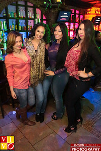 Vivo Lounge Latin Thursdays 1-21-16