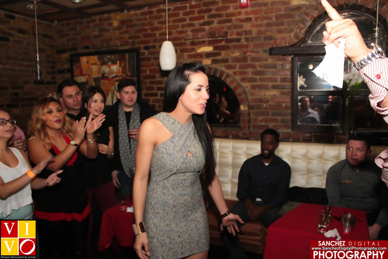 Vivo Lounge Latin Thursdays 1-7-16