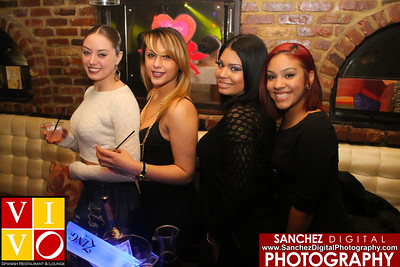 Vivo Lounge Latin Thursday 2-5-15