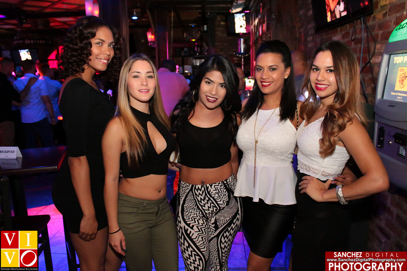 Vivo Lounge Latin Thursdays 7-23-15