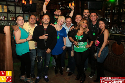 Vivo Lounge Latin Thursdays 3-17-16