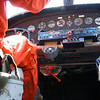 Blik in de cockpit