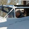 Piloten aan het voorbereiden