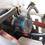 De vacuum pomp voor de instrumenten