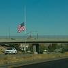 Het is elf september - vlaggen halfstok