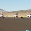 F-16's van de Thunderbirds