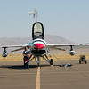 F-16 van de Thunderbirds