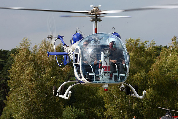 Fly-in EBZR 2010 (zaterdag)