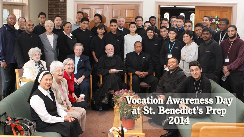 2014 Vocation Awareness