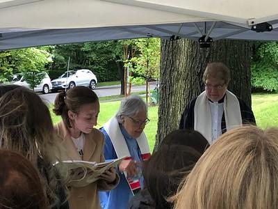 Mass on Mass en Masse in DC