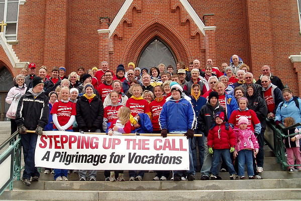Vocations Pilgrimage 2010