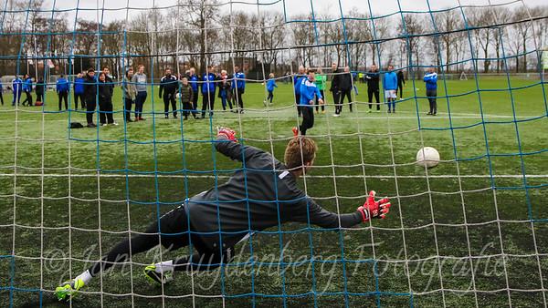 4 januari 2020 Penalty bokaal Schoonhoven
