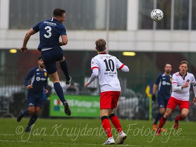25-01-2020: Voetbal: DHSC v ARC: Utrecht ZATERDAG HOOFDKLASSE A