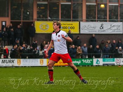 25-01-2020: Voetbal: DHSC v ARC: Utrecht