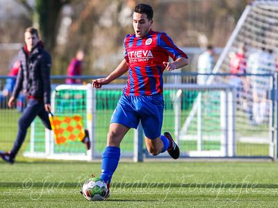 01-02-2020: Voetbal: CSW v DVVA: Wilnis ZATERDAG 2E KLASSE A #2 Jessie van Riet vab CSW