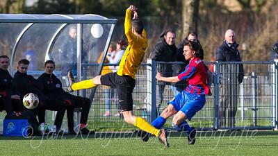 20200201: Voetbal: CSW v DVVA: Wilnis