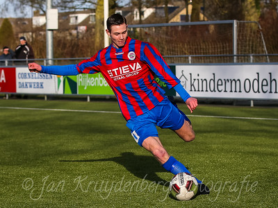 01-02-2020: Voetbal: CSW v DVVA: Wilnis ZATERDAG 2E KLASSE A #11 Matt Veerhuis van CSW