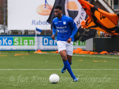 15-02-2020: Voetbal: GVVV v VV Katwijk: Veenendaal