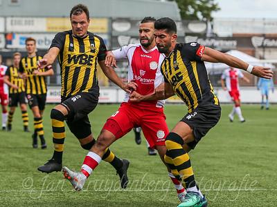 05-09-2020: Voetbal: IJsselmeervogels v Rijnsburgse Boys: Spakenburg