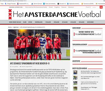 2020-10-07 17_48_50-AFC schakelt Spakenburg uit in de beker (0-1) - Het Amsterdamsche Voetbal