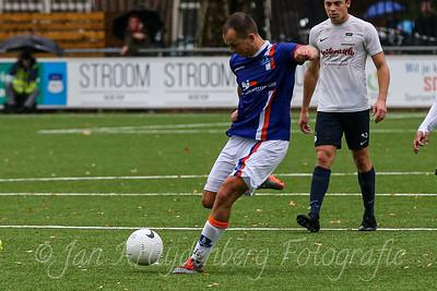 10-10-2020: Voetbal: Swift v Buitenpost: Amsterdam