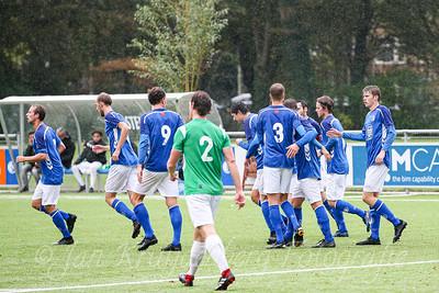 10-10-2020: Voetbal: WVHEDW v Monnickendam: Amsterdam