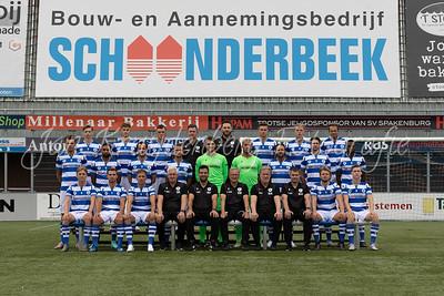 Team Presentation of SV Spakenburg