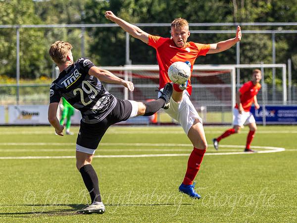 Sportlust '46 v Spakenburg - Friendly