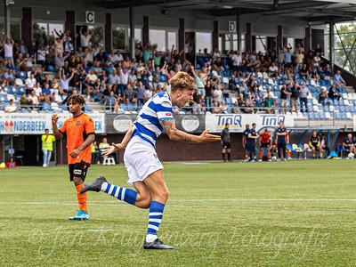 Spakenburg  v Jong FC Volendam - Dutch Tweede Divisie