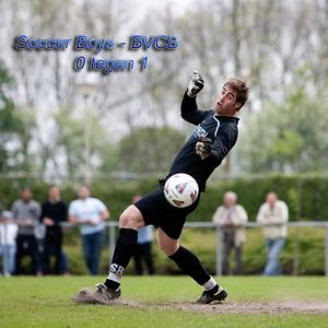 Soccer Boys - BVCB (25-04-2009)