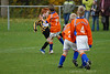 Voetbalwedstrijd 2007 najaarscompetitie F-pupillen 1ste klasse