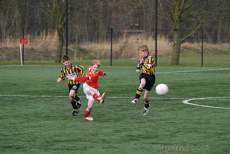 Frisia F3- Workum F1 (2-1)