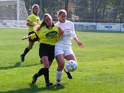 OZC Dames 1 (2003-2004)
